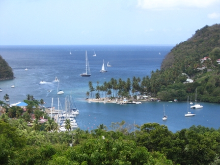 ST. LUCIA - Website not yet available